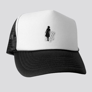 Isn't It Too Dreamy? Audrey - Twin Pea Trucker Hat