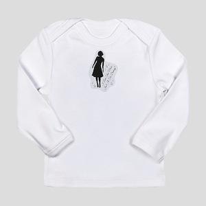 Isn't It Too Dreamy? Au Long Sleeve Infant T-Shirt