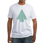 Pine Tree Fitted T-Shirt