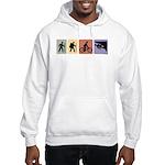 Multi Sport Guy Hooded Sweatshirt