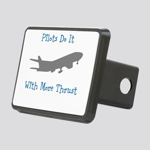 pilots do it with more thrust Hitch Cover