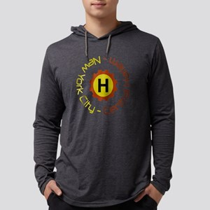 """""""Click Here CENTRAL HARLEM"""" Long Sleeve T-Shirt"""