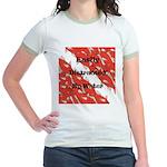 bChill Scuba Jr. Ringer T-Shirt