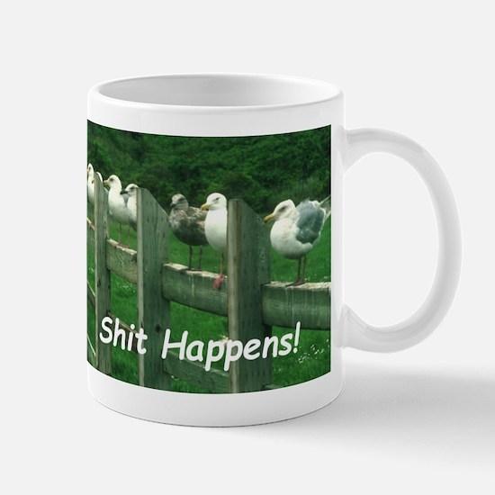 Shit Happens! Mugs