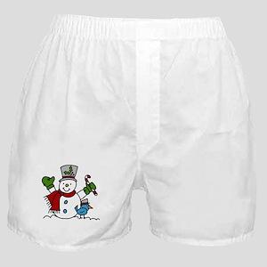 Christmas Hugs Boxer Shorts