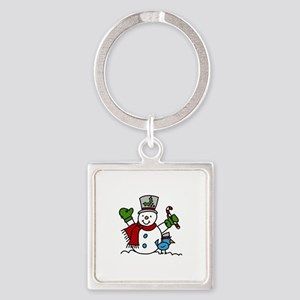Christmas Hugs Keychains