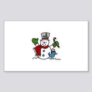 Christmas Hugs Sticker