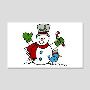 Christmas Hugs Car Magnet 20 x 12