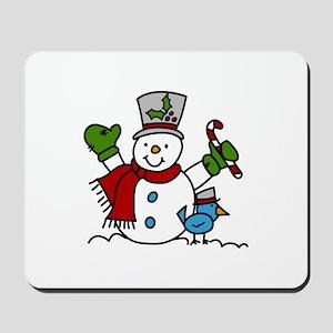 Christmas Hugs Mousepad