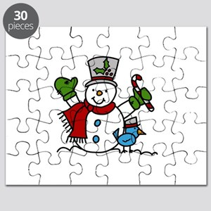 Christmas Hugs Puzzle