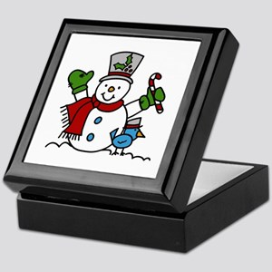 Christmas Hugs Keepsake Box