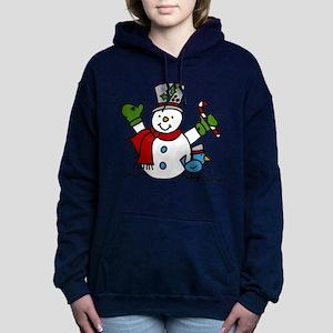 Christmas Hugs Women's Hooded Sweatshirt