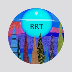 RRT 2 Ornament (Round)