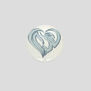 Herz Mini Button