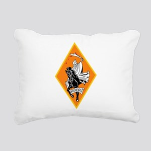 vf142logo Rectangular Canvas Pillow