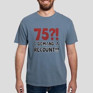 75th Birthday Gag Gif T-Shirt