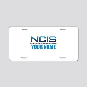 Customized NCIS TV Logo Aluminum License Plate