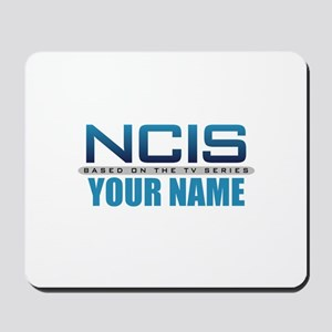 Customized NCIS TV Logo Mousepad