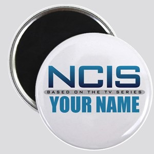 Customized NCIS TV Logo Magnet