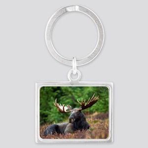Majestic Moose Keychains