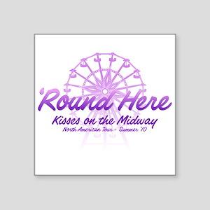 Round Here Sticker