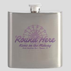 Round Here Flask
