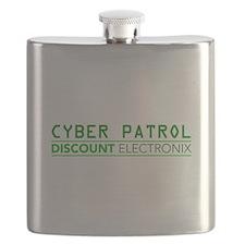 Cyber Patrol Flask