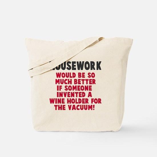 Housework Tote Bag