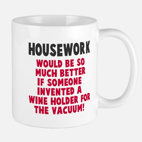 Housework Mugs
