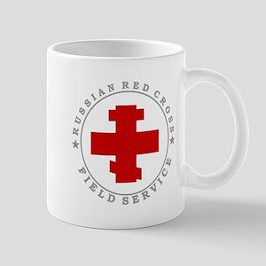 Russian Red Cross Mug