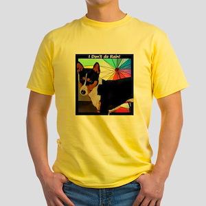 I dont do rain T-Shirt