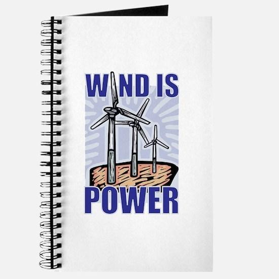 Wind Is Power Journal