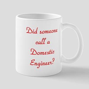 Domestic Engineer Mug