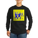 Long Sleeve Dark Dance T-Shirt