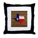 Great Texas v1 Throw Pillow
