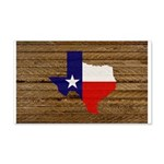 Great Texas v1 20x12 Wall Decal
