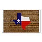 Great Texas v1 Sticker (Rectangle)