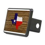 Great Texas v1 Rectangular Hitch Cover