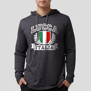 Lucca Italia Mens Hooded Shirt