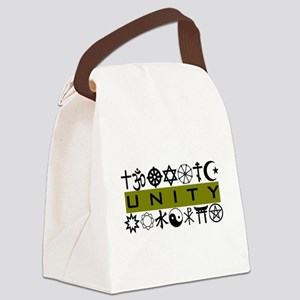 Unity Canvas Lunch Bag