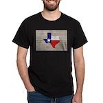 Great Texas Flag v2 Dark T-Shirt
