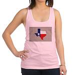 Great Texas Flag v2 Racerback Tank Top