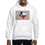 Great Texas Flag v2 Hooded Sweatshirt