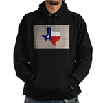 Great Texas Flag v2 Hoodie (dark)