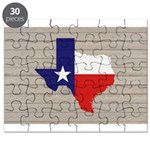 Great Texas Flag v2 Puzzle