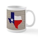 Great Texas Flag v2 Mug
