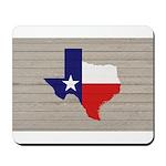 Great Texas Flag v2 Mousepad