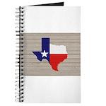 Great Texas Flag v2 Journal
