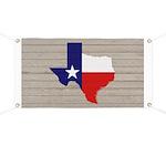 Great Texas Flag v2 Banner