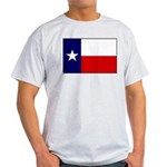Texas Flag v3 Light T-Shirt